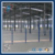 Временная изоляция железного цинкового стального ограждения