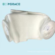 20 Micron 180*450mm PE Liquid Filter Press Cloth