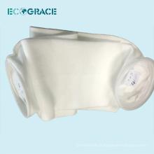 20 Micron 180 * 450mm PE Filtro de líquido Press Cloth