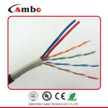 Câble réseau 6 avec câble électrique