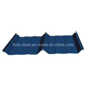 820mm Wide Color Galvanized Roof Sheet