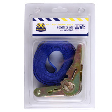 Blisterverpakking Ratchet Straps / Tie Down 4 Pack 5M Factory Prijs