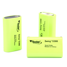 Boston Swing 5300 Wiederaufladbare Lithium-Ionen-Zelle