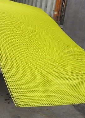 Coated PVC welded wire mesh