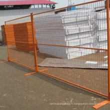 Clôture temporaire de construction et de construction de vente chaude (TS-E52)