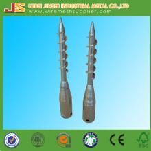 High Quality No Dig Ground Anchor, Ground Screw Pole Anchor