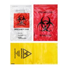 Bolsa de residuos de muestras de riesgo biológico médico