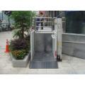 Ascenseurs hydrauliques pour personnes handicapées de 1,5m à 7m avec certifications iso de ce