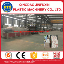 PVC Nachahmung Marmor Blatt Maschine
