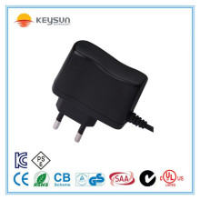 Top sale Wall-mount AC 100-240v DC 9v 0.65a Power Supply