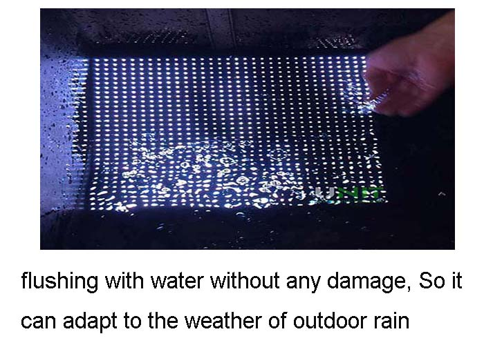 water proof full color led display for stage