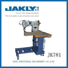 Máquina de costura eletrônica industrial da eficiência da produção de JK781high