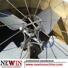 Kühlturm-Ventilator Aluminiumlegierung / Edelstahl / ABS / FRP