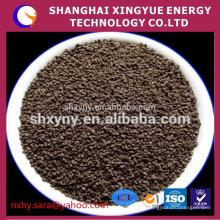 Taxa de remoção forte de areia de manganês verde para tratamento subterrâneo