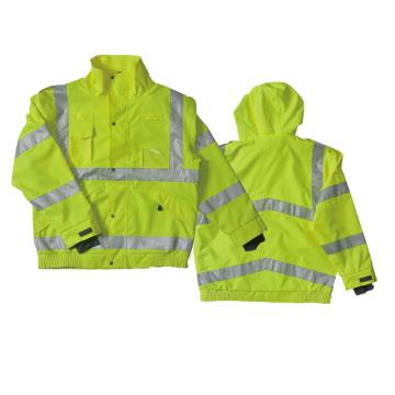 Hot sell high visibility softshell jacket