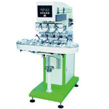 Пневматический 4-цветной принтер с конвейером (SP-200 / 4A, лоток для чернил)