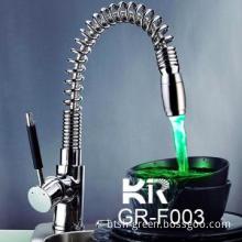 China LED Tub Faucets, LED Faucet Light