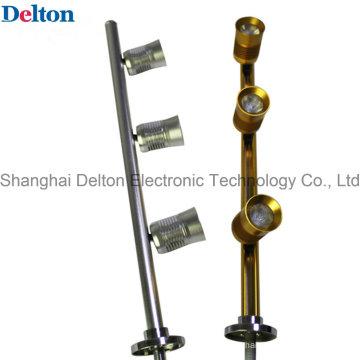 Flexível personalizado Pólo luz LED gabinete e Showcase Spotlight (DT-ZBD-001)