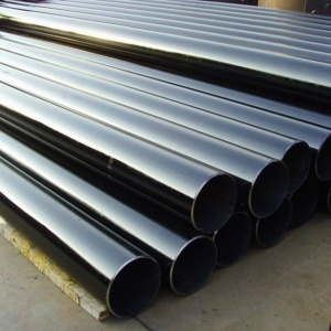 "2""x1.5mm ERW welded black iron pipe"