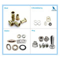 OEM and ODM Metal Casting Spare Parts for Fitness Equipment