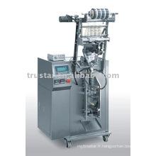 Machine d'emballage de sachet de soucoupe