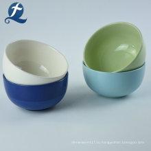 Новый дизайн столовой посуды ресторана керамический набор посуды для продажи