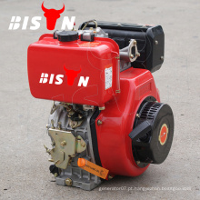 CHINA CLÁSSICA O motor diesel 178F largamente usado, motores diesel pequenos de 6HP para a venda, motor diesel refrigerado a ar
