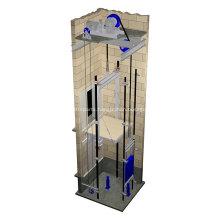 Elevator Traction Machine Modernization