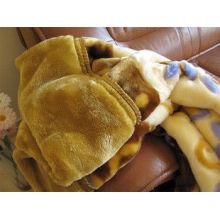 Super Soft Comfortablethickenoughtokeepwarm Junziqiu Two Ply Quilt Blanket(mink Blanket),/size 200x230cm Super Big