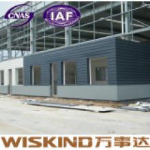 Export Standard Light Weight Steel Structure Building Hangar