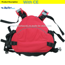 Lifejacket with CE in Red (LKHY-02)