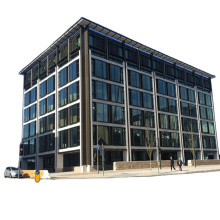 Pre-engineered steel structure metal building for high rise building prefabricated