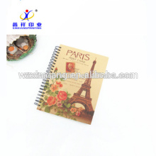 Latest Popular Hot Sale Spiral Notebook,spiral notebook