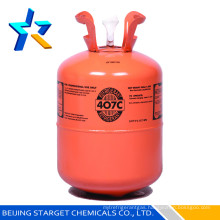 Refrigerant gas R407c with 99.9% purity