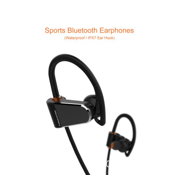 Casque sans fil Bluetooth IPX7 Imperméable Sport Headse