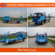 Caminhão da cama lisa do caminhão da cama de 180 HP
