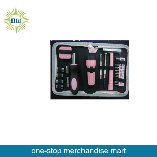 Multi Purpose Hand Tool Kit