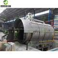 Máquina de reciclaje de llantas de desecho con nueva patente