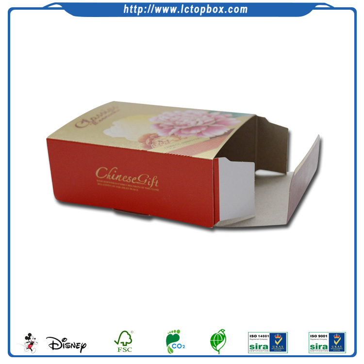 Classic Moon Cake Dessert Packaging Gift Box