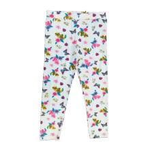 Niños ropa / Butteryfly pantalones largos chica para el otoño (LP004)
