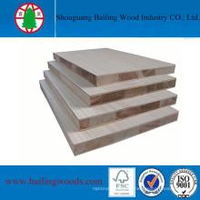 Paneles de chapa de madera naturales del fabricante