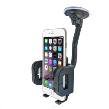 Adjustable 360 Rotation Suction Windshield Mount Stand Phone Holder 0403