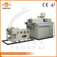 Doble capa película de estiramiento que hace la máquina Ce (FT-500)