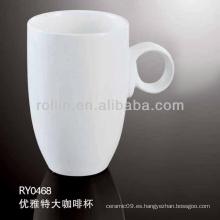 Taza de cerámica al por mayor y de porcelana