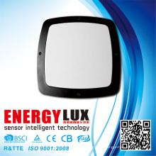 E-L01b Aluminio Die Casting cuerpo LED luz de techo al aire libre