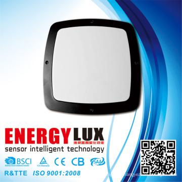 E-L01A Corpo de fundição de alumínio E27 Luz de teto ao ar livre