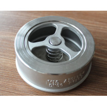 Stainless Stee H71W Disc Type Wafer Check Valve