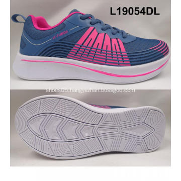 high quality girls ladies casual shoes flat sneakers