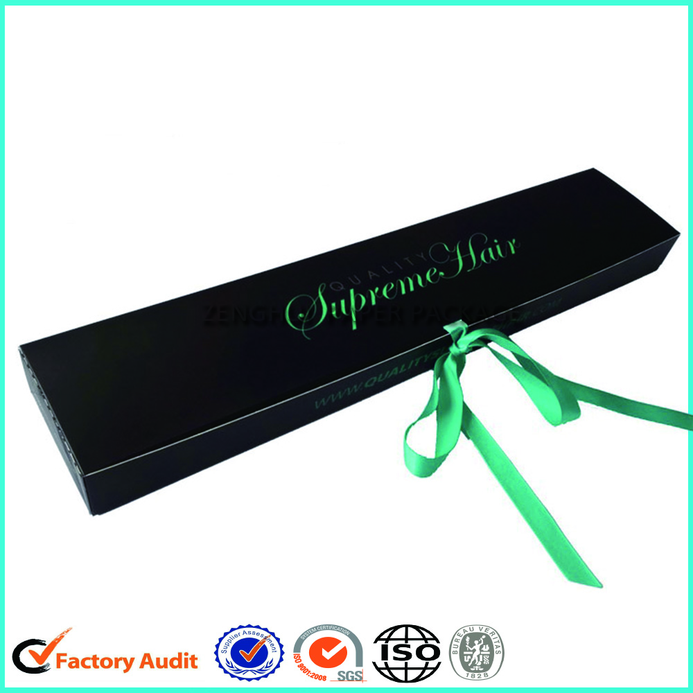 Cheap Hair Extension Packaging Boxes Wholesale