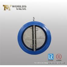 CF8 Disco Wafer Válvula de retención (H77X-10/16)